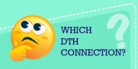 Which is the best DTH service to buy in India?