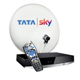 Tata Sky HD Plus Set Top Box-image