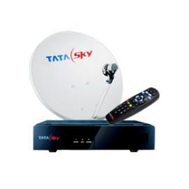 Tatat Sky Standard Set Top Box-image