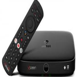 Airtel Xstream Box With 7 Days Freedom Sports & Kids Pack-image