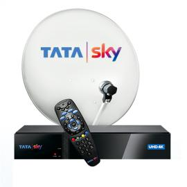 Tata Sky Ultra HD 4K Set Top Box -image