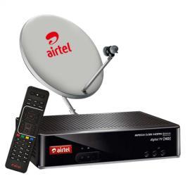 Airtel Digital TV HD Set Top Box -image